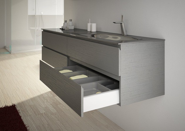 Arredo Bagno Serie Steps 04 I Bagni D Autore Pictures to pin on ...