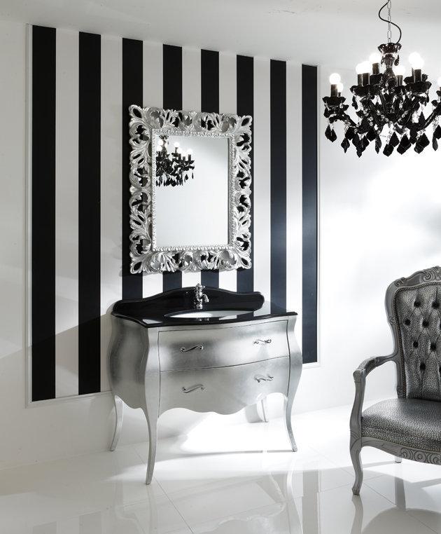 Mobili bagno classico moderno elegant bagno classico for Mobili bagno classici offerte